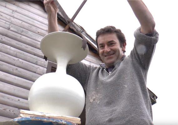 Simon Thorborn Arran Ceramics