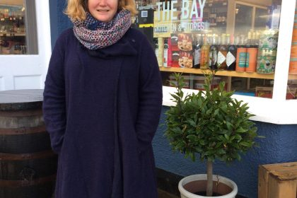 Claire Bay Stores - Stories From A Scottish Island