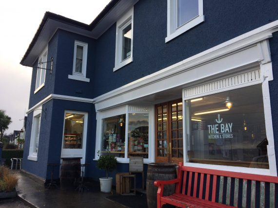The Bay Kitchen & Stores - Stories From A Scottish Island