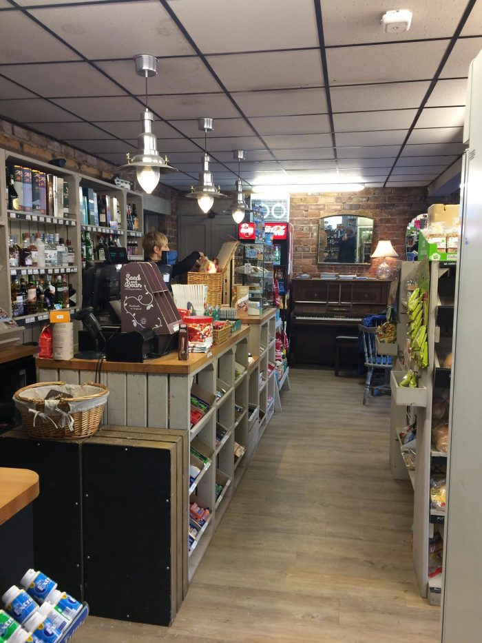 Inside the Bay Kitchen & Stores Shop
