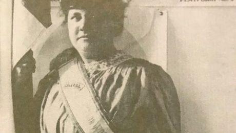 General Flora Drummond